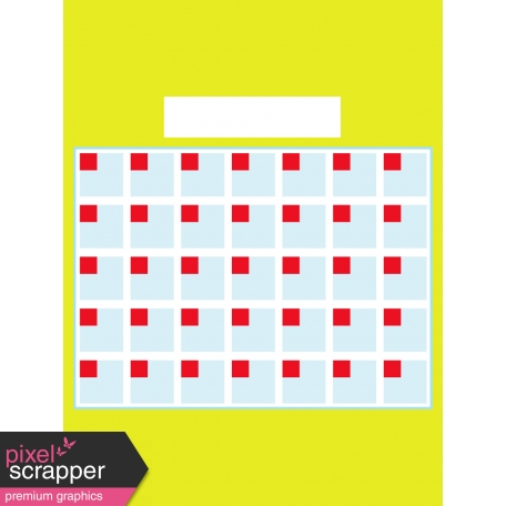 Journal Card Templates Kit #2 - K 3x4