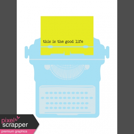 Journal Card Templates Kit #2 - P 3x4