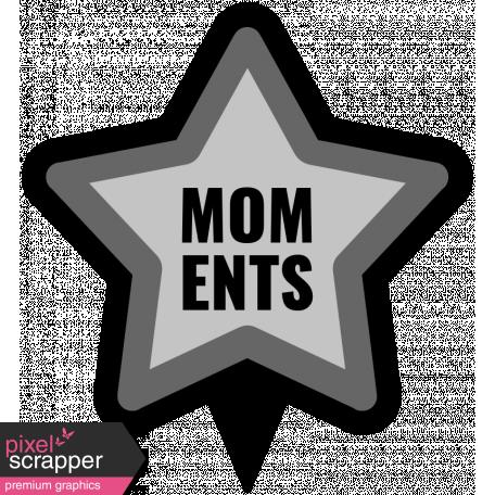 Templates Grab Bag Kit #22 - Layered Star Template