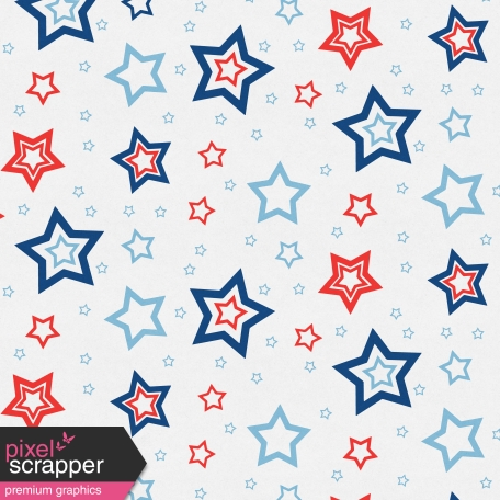 Americana Papers Kit - paper 2b