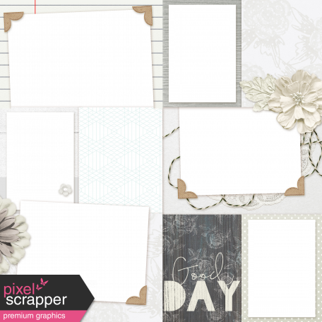 Pocket Quick Pages Kit #7 - Page 02