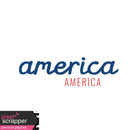Americana Elements - Label America