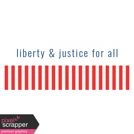 Americana Elements - Label Liberty And Justice For All