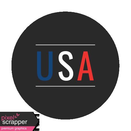 Americana Elements - Label USA