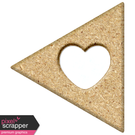 The Good Life - August 2019 Elements - Chipboard Arrow 2