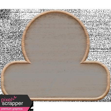 Templates Grab Bag Kit #23: wood tab 2 template