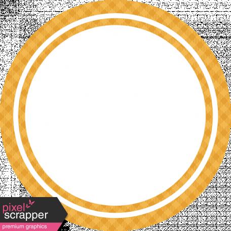 October 31 Words & Labels Kit: circle tag 6