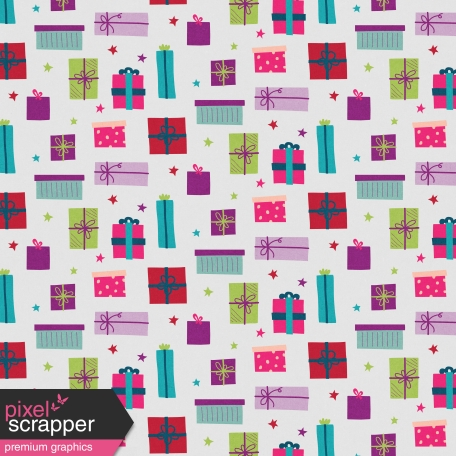 The Good Life: December 2019 Christmas Papers Kit - paper 3