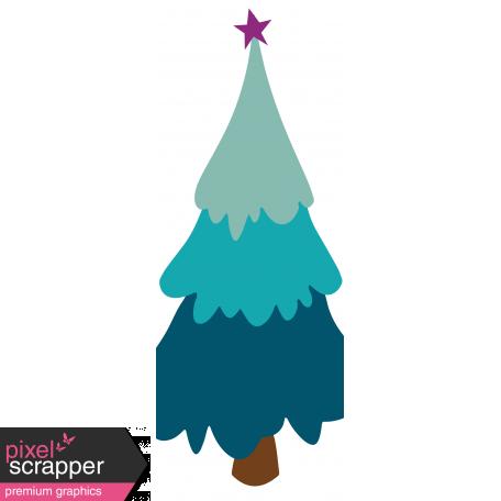 The Good Life: December 2019 Christmas Journal Me Kit - Journal Card 1 3x8