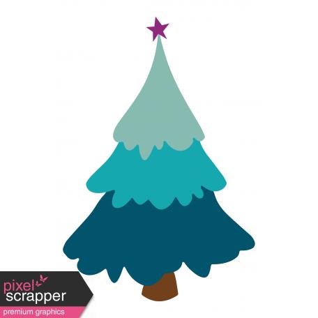The Good Life: December 2019 Christmas Journal Me Kit - Journal Card 1 4x6