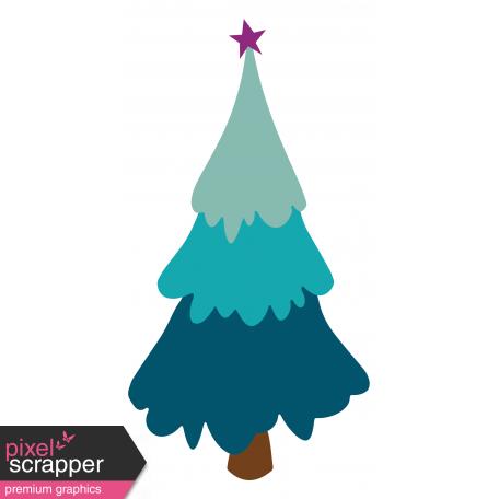 The Good Life: December 2019 Christmas Journal Me Kit - Journal Card 1 travelers Notebook