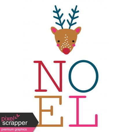 The Good Life: December 2019 Christmas Journal Me Kit - Journal Card 2 4x6