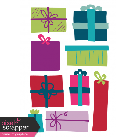 The Good Life: December 2019 Christmas Journal Me Kit - Journal Card 3 passport
