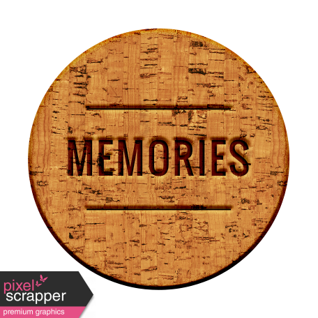 The Good Life - November 2019 Elements - Wood Label Memories