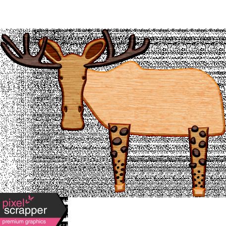 The Good Life - November 2019 Elements - Wood Moose