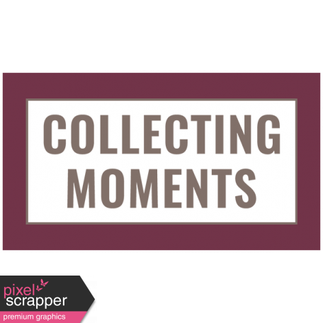 The Good Life - November 2019 Words & Tags - Label Collecting Moments
