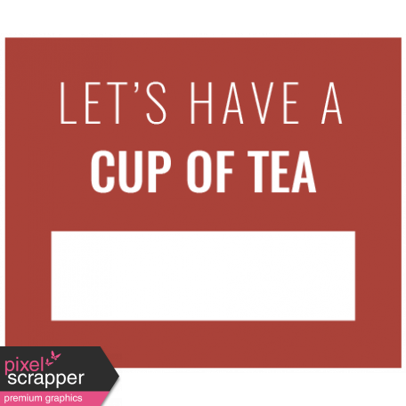 The Good Life - November 2019 Words & Tags - Label Cup Of Tea