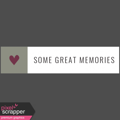 The Good Life - November 2019 Words & Tags - Label Some Great Memories