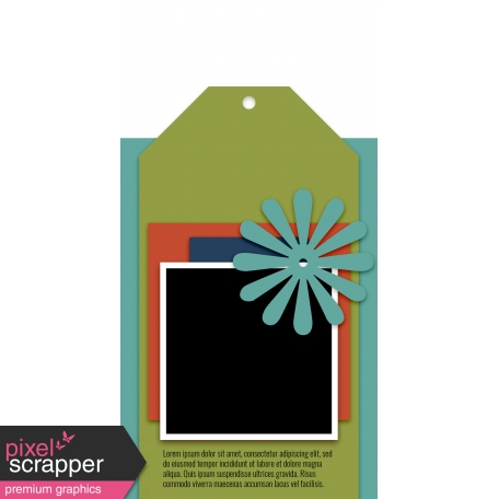 Travelers Notebook Layout Templates Kit #5 - layout template 5b