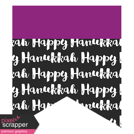 The Good Life - December 2019 Hanukkah Words & Labels - Tag 9