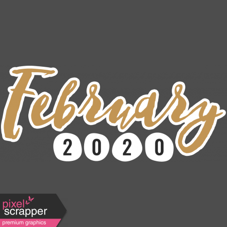 The Good Life - February 2020 Words & Labels - Spot February 2020