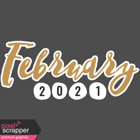 The Good Life - February 2020 Words & Labels - Spot February 2021