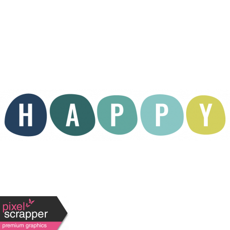 The Good Life - February 2020 Words & Labels - Spot Happy