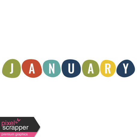The Good Life - February 2020 Words & Labels - Spot January
