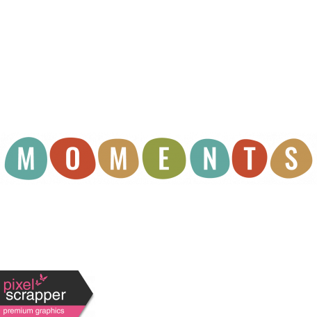 The Good Life - February 2020 Words & Labels - Spot Moments
