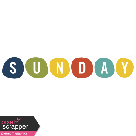 The Good Life - February 2020 Words & Labels - Spot Sunday