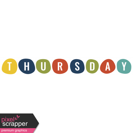 The Good Life - February 2020 Words & Labels - Spot Thursday