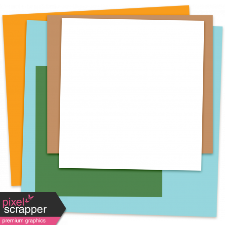 Cluster Templates Kit #8 - cluster template 6