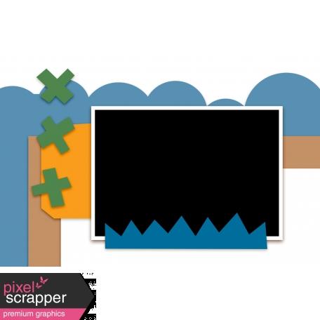 Pocket Cluster Templates Kit #4 - Cluster 4a 4x6