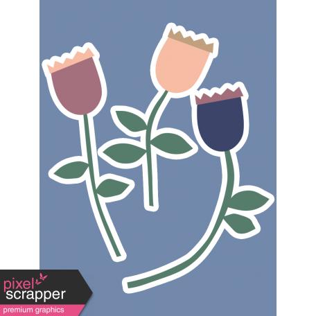 The Good Life - May 2020 Filler Card - Card 09 3x4