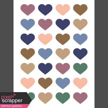 The Good Life - May 2020 Filler Card - Card 10 3x4