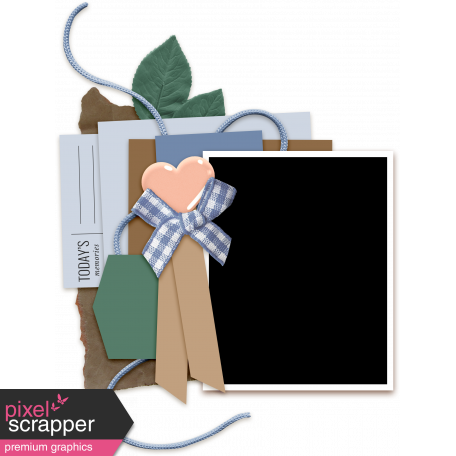 Cluster Templates Kit #7 - Template 7C