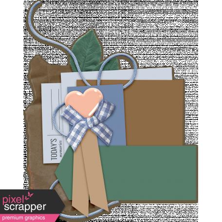 Cluster Templates Kit #7 - Template 7E