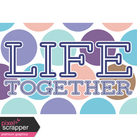 The Good Life: August 2020 Pocket Cards Kit Pocket Card 06 4x6 template