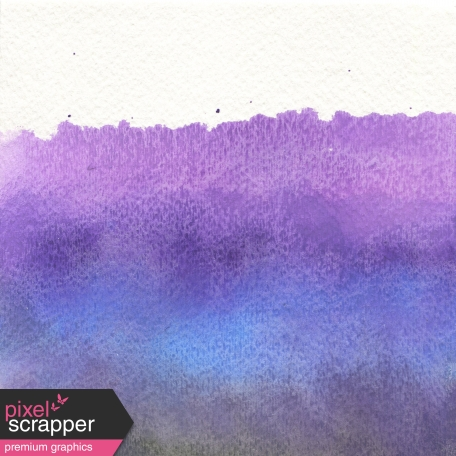 The Good Life - August 2020 Painted Papers - Paper 11