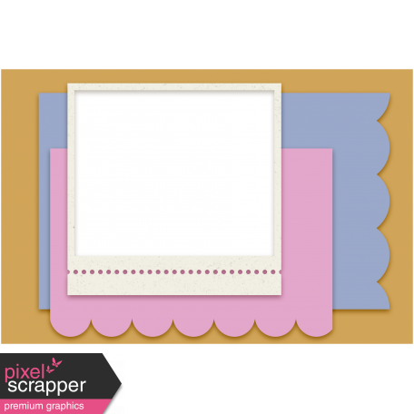 Pocket Cluster Templates Kit #8 - A template