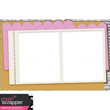 Pocket Cluster Templates Kit #8 - C template