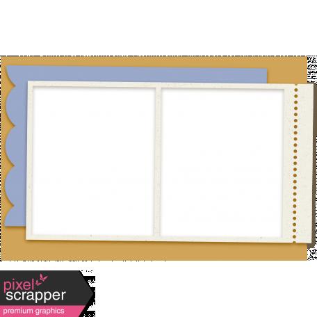 Pocket Cluster Templates Kit #8 - D template