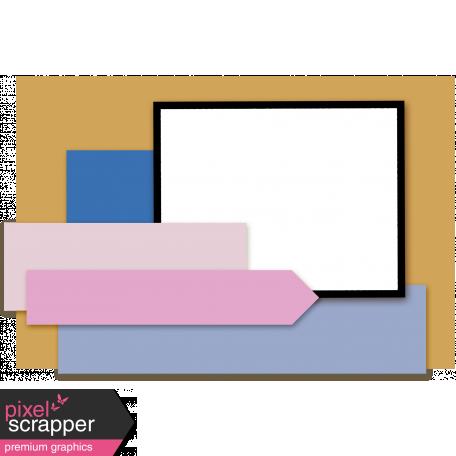 Pocket Cluster Templates Kit #9 - C template