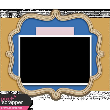 Pocket Cluster Templates Kit #12 - D template