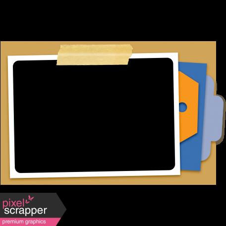Pocket Cluster Templates Kit #7 - Pocket Cluster 7b Template