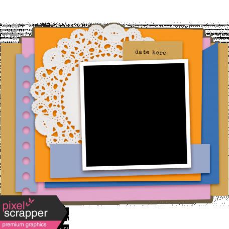 Pocket Cluster Templates Kit #13 - Pocket Cluster Template 13f