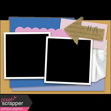 Pocket Cluster Templates Kit #13 - Pocket Cluster Template 13g