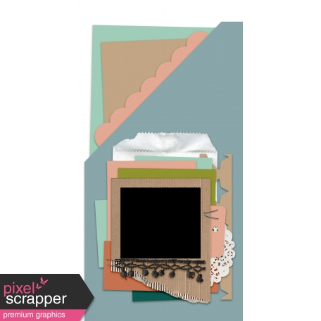 TN Layout Templates Kit #15 - Template 15A