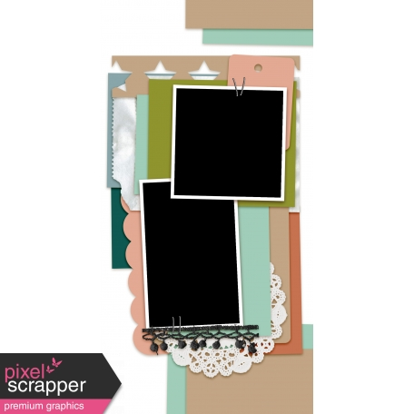 TN Layout Templates Kit #15 - Template 15D