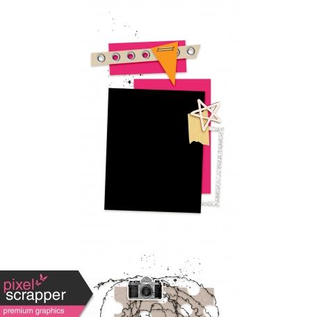 TN Layout Templates Kit #17 - Template 17 2